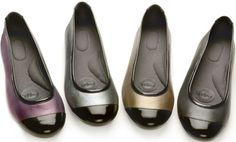 Cute and comfy flats for travel. These shoes are made for walking!