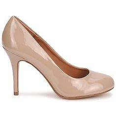 Court-shoes Chinese Laundry FAST LOVE Nude / Patent