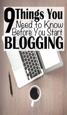 There is SO much to learn before you start blogging. But instead of feeling overwhelmed, you can take action. I followed some of these steps and others I wish I had! | Financegirl