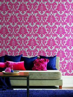 Tapeten Farben Ideen Interessante Rosige Wand Altrosa, Lieblingsfarbe,  Wandverkleidung