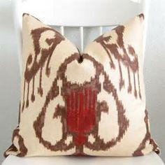 Home Ikat/Suzani Pillows