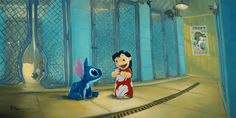 Disney work by artist Rob Kaz Lilo Et Stitch, Disney Stitch, Disney Fine Art, Disney Paintings, Welcome To The Family, Animation, Film, American Artists, Buy Art