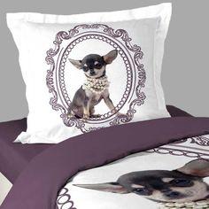 1000 images about housses de couette animaux on pinterest - Housse de couette chien ...