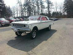 1963 Ford Fairlane gasser