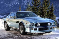 Aston Martin V8 Vantage X - Ano 1986