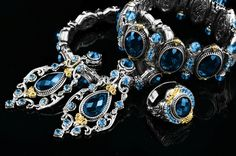 Konstantino's Sea Inspired Collection
