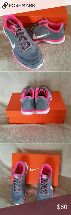 Nike Women's FLEX TRAINER 5 Great for indoor workouts like Zuma and Yoga. Excellent floor grip to end slips and slides during lateral movements. Extremely lightweight.  Easy to put on and remove after the workout. Nike  Shoes Athletic Shoes