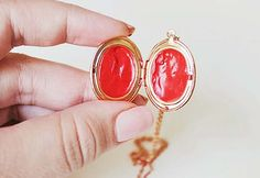 Fun DIY Projects for Teen Girls to Make - Homemade Lip Balm in a Locket Instructions - DIY Projects & Crafts by DIY JOY at http://diyjoy.com/quick-diy-projects-fast-crafts-ideas