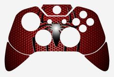 Xbox One Controller Skin Template | Davey801 | Pinterest ...Xbox Controller Silhouette Image Cricut