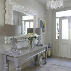 76 ides avec un miroir grand format - Grand Miroir Mural Design