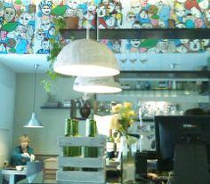 Decoración La Dalia Restaurante #comeycomparte