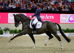 Charlotte and Valegro, FEI World Equestrian Games, Las Vegas 2015