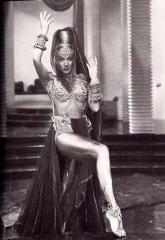 Marlene Dietrich in Kismet