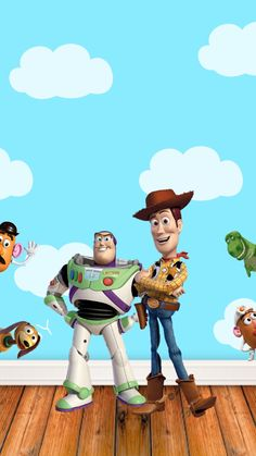 113 Best Toy Story Wallpaper Images Cartoons Backgrounds Caricatures