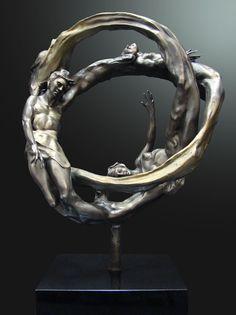 M.L. Snowden | Infinitus Bronze Sculpture