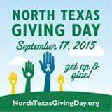 Be sure to save the date, September 17th. GALT will once again join other non-profits in North Texas for this special day of giving! The GALT link will go live on social media at 6:00 am CDT that day! #ntgd #galtx