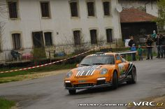 Critérium Jurassien 2016Marc Valliccioni - Marie-Josée CardiPorsche 997 GT3 Cup RGT