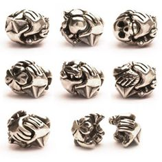 Trollbeads Bead of Fortune - one of my favorites! Purchased on March 16, 2014. Can't wait until it arrives! So very cool!