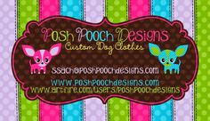 Posh Pooch Designs Dog Clothes: Posh Pooch Designs, Where are you? Where Did you Go?