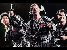 Ghostbusters - Full Movie - Part 1/5