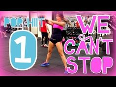 We Can't Stop | POP HIIT 1 slim down & build muscle. Trying this next time. It's a gym or home workout