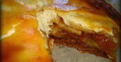 Γερμανική,μμμ,ναι…δεν είναι η λέξη που προτιμούμε τελευταία ως Έλληνες…    Αλλά,πάλι, όταν πρόκειται για τα της κουζίνας δεν μετρούν εθνικότητες,μόνο γεύσεις…    Μια από τις πιο νόστιμες μηλόπιτες είναι κι αυτή εδώ, η πολύ ξεχωριστή και ασυνήθιστη για τα Greek Sweets, Greek Desserts, Greek Recipes, Cheesecake Cupcakes, Sweets Recipes, Cheesesteak, Meatloaf, Apple Pie, Cooking