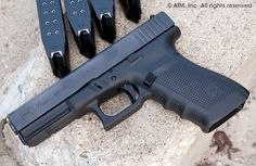 Glock 21 Gen4 2/9/15. 45acp