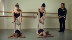 Video: Back Stretching for Ballet Dancers
