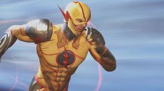 Injustice 2 - Reverse Flash vs Flash Dialogue Intros