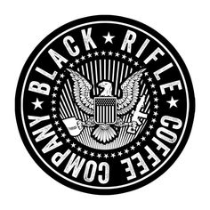 """BRCC was chosen by the people as the Coffee of the United States or """"COTUS."""" Show your total dedication to the cause by electing to represent the right choice in American coffee. American Logo, American Coins, Black Rifle Coffee Company, Coffee Shop Logo, Death Before Decaf, Cookie Company, Coin Design, Color Tag, Coffee Is Life"""