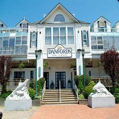 Danfords - Port Jeff - Long island -Suffolk county