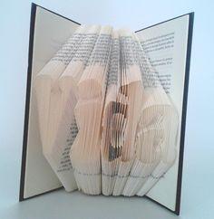 LIFETIME  #foldingbookart #librosplegados #librosartísticos #plegadodelibros #librosplisados #arteconlibros #recycled #recycledart #bookfolding #reciclado #artereciclado #handmade #hechoamano #decoracion #decoration #diseño #design #ecodesign #ecodiseño #ecomania #elartedeowl #upcycle elartedeowl.blogspot.com elartedeowl.tumblr.com