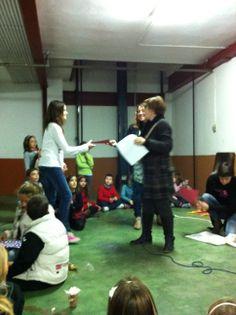 Entrega de premis dels concursos de Santa Cecília (22-11-2013)