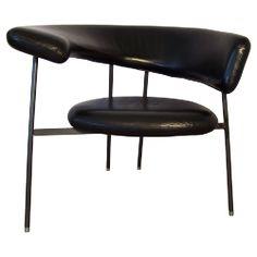 Divi Divi Lounge Chair par Mark Van Tilburg