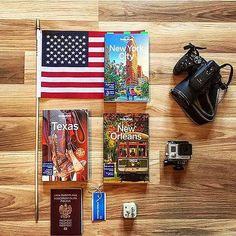 This week's #mylpguide was taken by @kamilsky who will soon be #USA bound! Any must sees in #NYC #Texas or New Orleans to share? -- Every Thursday regram a #mylpguide shot. Tag yours for a potential feature! #travel #lonelyplanet #lp Hotels-live.com via