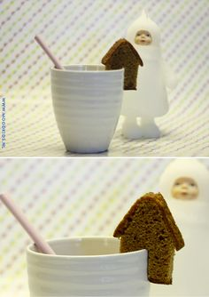 Easy Mini Bread House by moodkids