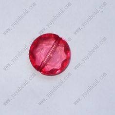 round diamond faceted key chains beads--WAC043