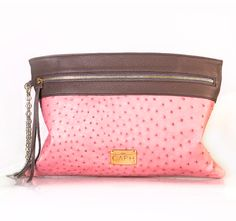 Shedir / Pink- Light Brown http://www.caph-brand.com/she-pink-light-brown