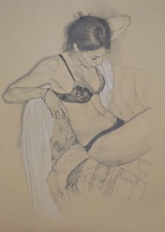 Riccardo Mannelli (Italian, b. 1955, Pistoia, Italy) - V In Blues, 2013 Drawings: Graphite on Canvas