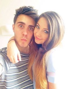 Zoe and Alfie are so right for each other
