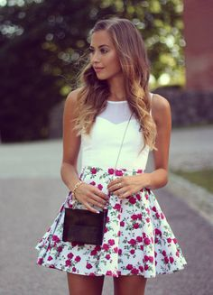 80 Cute Summer Outfits Ideas for teens for 2016 - - Clothes Casual Outift for teens movies girls women . summer fall spring winter outfit ideas dates school parties Source by familyfitnesstravel Casual Skirt Outfits, Cute Summer Outfits, Spring Outfits, Casual Dresses, Cute Outfits, Summer Dresses, Summer Clothes, Casual Clothes, Spring Skirts