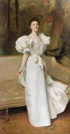 John Singer Sargent Portrait of the Countess of Clary Aldringen
