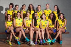 Eudora fecha parceria com seleção brasileira de vôlei feminino