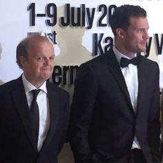 Jaime Dornan    Anthropoid premiere (July 1, 2016)