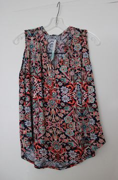 Love the top for under cardigans.