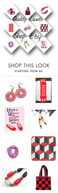 """""""Summer Brights"""" by fibernique ❤ liked on Polyvore featuring Anello"""