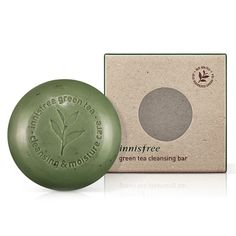 Innisfree Green Tea Cleansi #333korea #skincare #beauty #koreacosmetics #cosmetics #oppacosmetics #cosmetic #koreancosmetics ng Bar 100g / 3.52oz #Innisfree