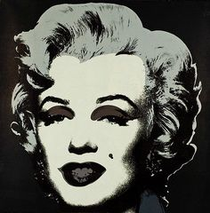 Andy Warhol - Marilyn II.24 | From a unique collection of prints and multiples at https://www.1stdibs.com/art/prints-works-on-paper/prints-works-on-paper/