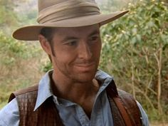 Lord John Roxton....love him from the book and tv versions of The Lost World by Sir Arthur Conan Doyle