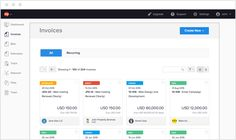 Timely Scheduling And Time Tracking Simultaneously Stuff - Make an invoice app